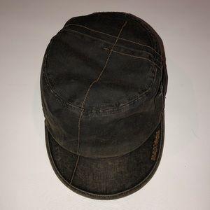 KANGOL Argyle Mau cap Distress style